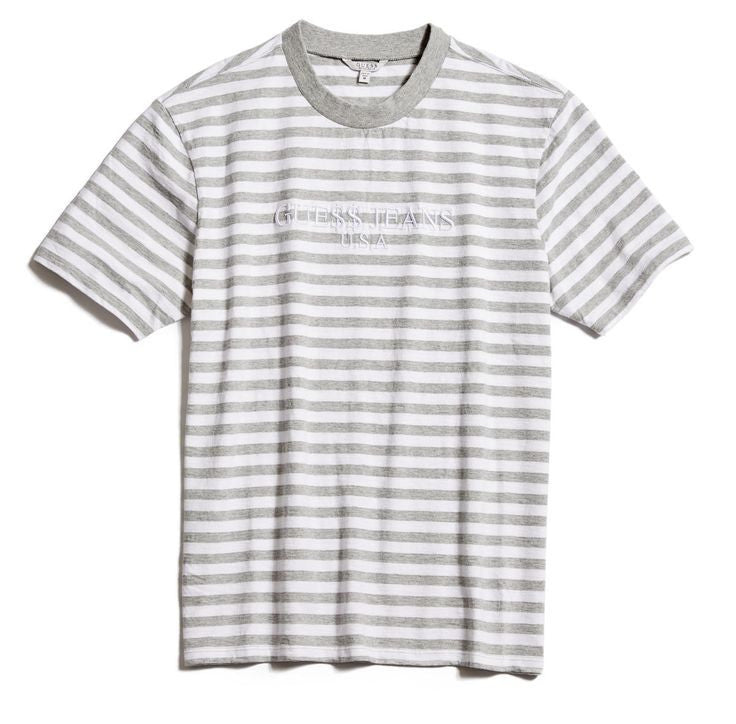 ASAP Guess David 3 Stripe Grey-Urban Necessities