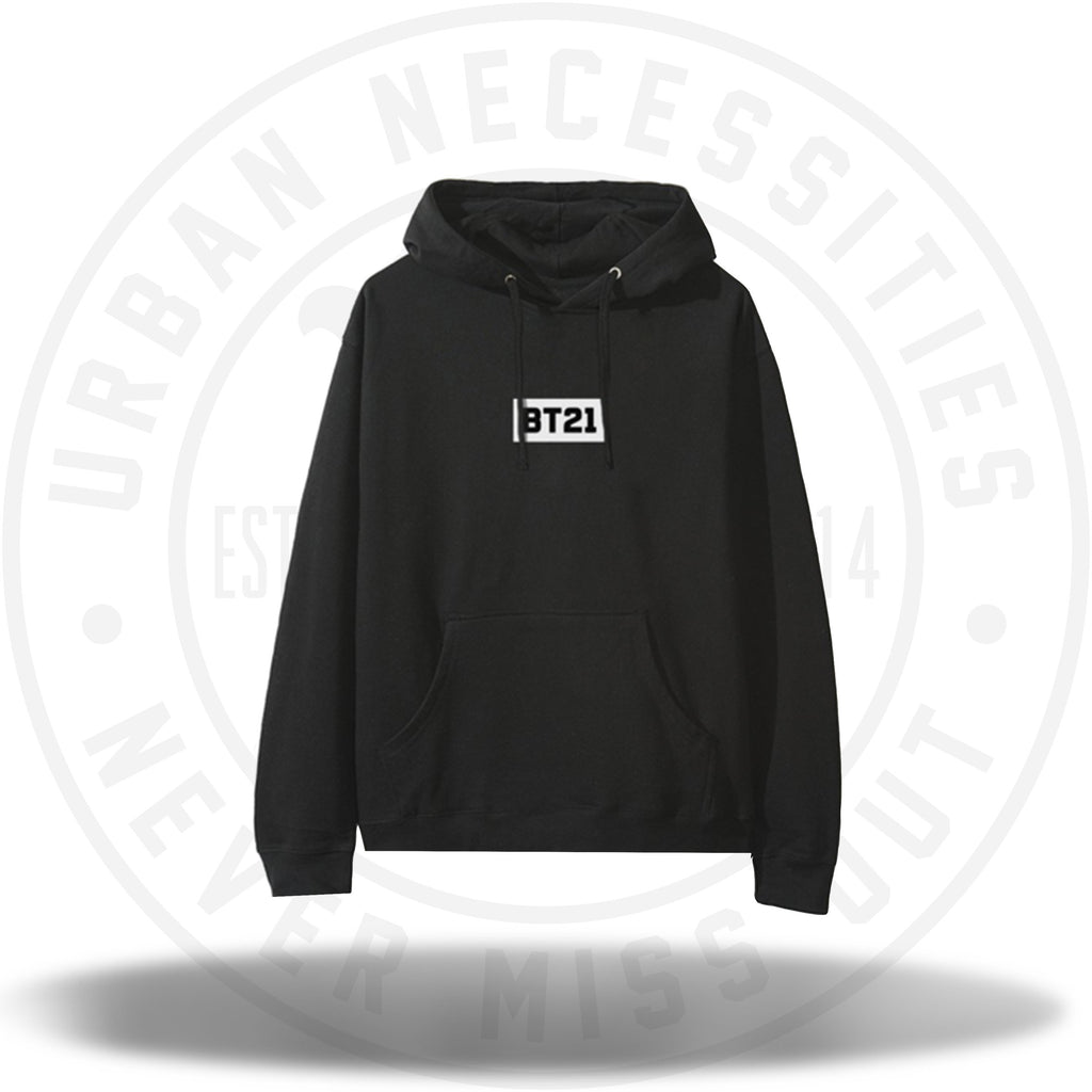 ASSC Anti Social Social Club BT21 Octo Black Hoodie-Urban Necessities