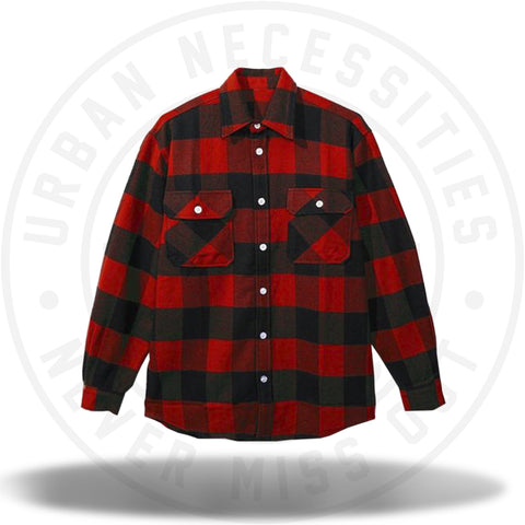 ASSC Anti Social Social Club Kkoch Flannel-Urban Necessities