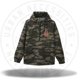 ASSC Anti Social Social Club Mak Camo Anorak Windbreaker-Urban Necessities