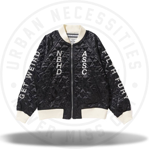 ASSC Anti Social Social Club Neighborhood Collab Jacket (Japan Exclusive)-Urban Necessities
