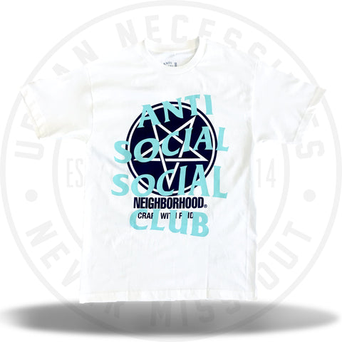 ASSC Anti Social Social Club Neighborhood Filth Fury White-Urban Necessities