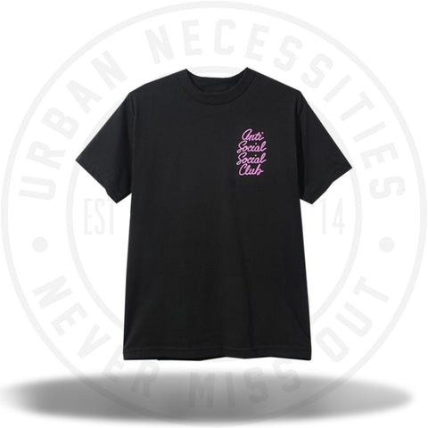 ASSC Anti Social Social Club Options Black Tee-Urban Necessities f5f1eb00e