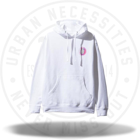 ASSC Anti Social Social Club Surfs Up White Hoodie-Urban Necessities