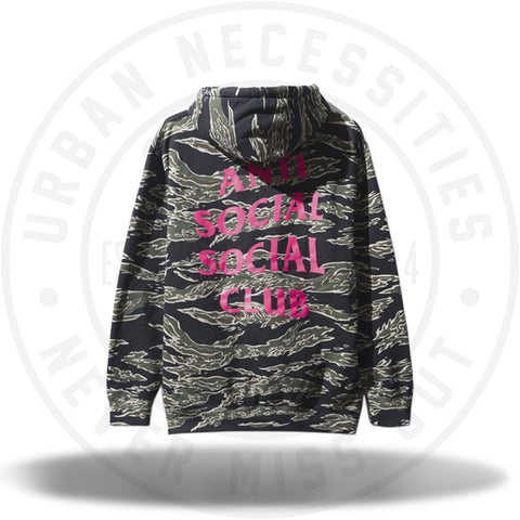 ASSC Anti Social Social Club Tiger Shark Hoodie-Urban Necessities