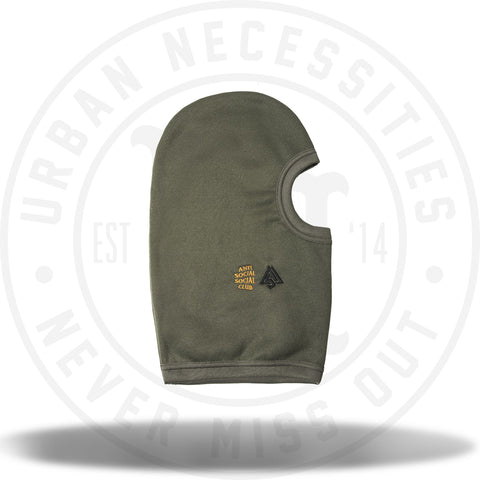 ASSC Can't See Me Balaclava Olive-Urban Necessities