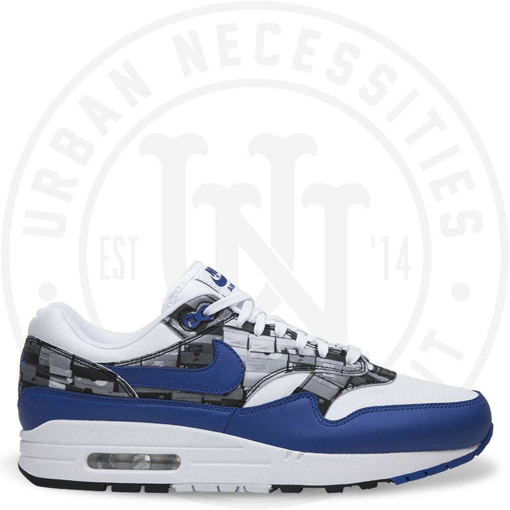 Atmos x Air Max 1 'We Love Nike' AQ0927 100-Urban Necessities