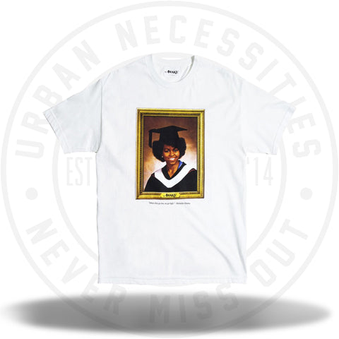 Awake Graduation Tee White-Urban Necessities