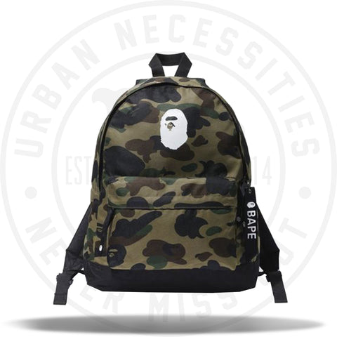 Bape 1st Camo Happy New Years Bag 2019 Green (Bag Only)-Urban Necessities