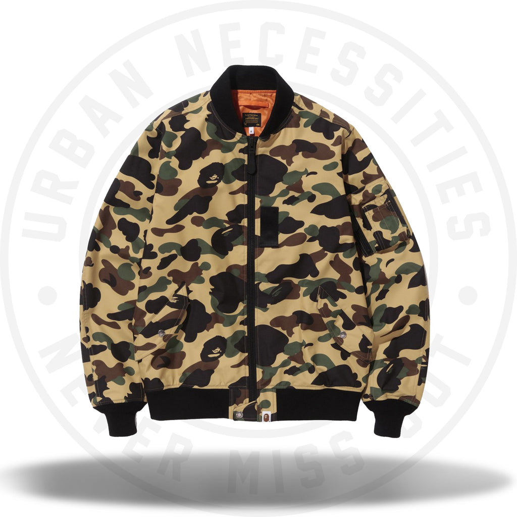 Bape 1St Camo Windstopper-Urban Necessities
