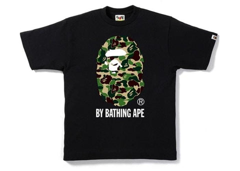 BAPE ABC Camo By Bathing Tee Black/Olive-Urban Necessities