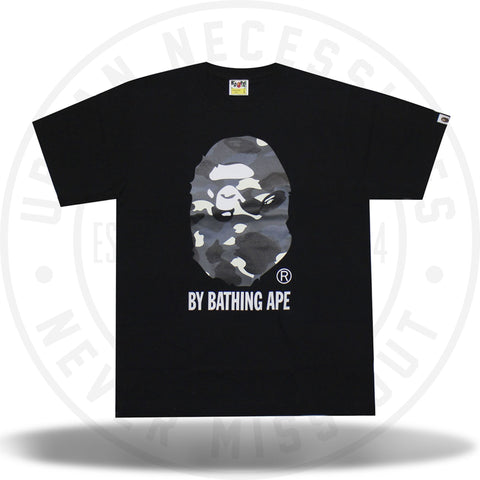 Bape City Camo By Bathing Ape Tee Black-Urban Necessities
