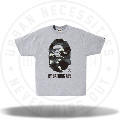 Bape City Camo by Bathing Ape Tee Grey-Urban Necessities