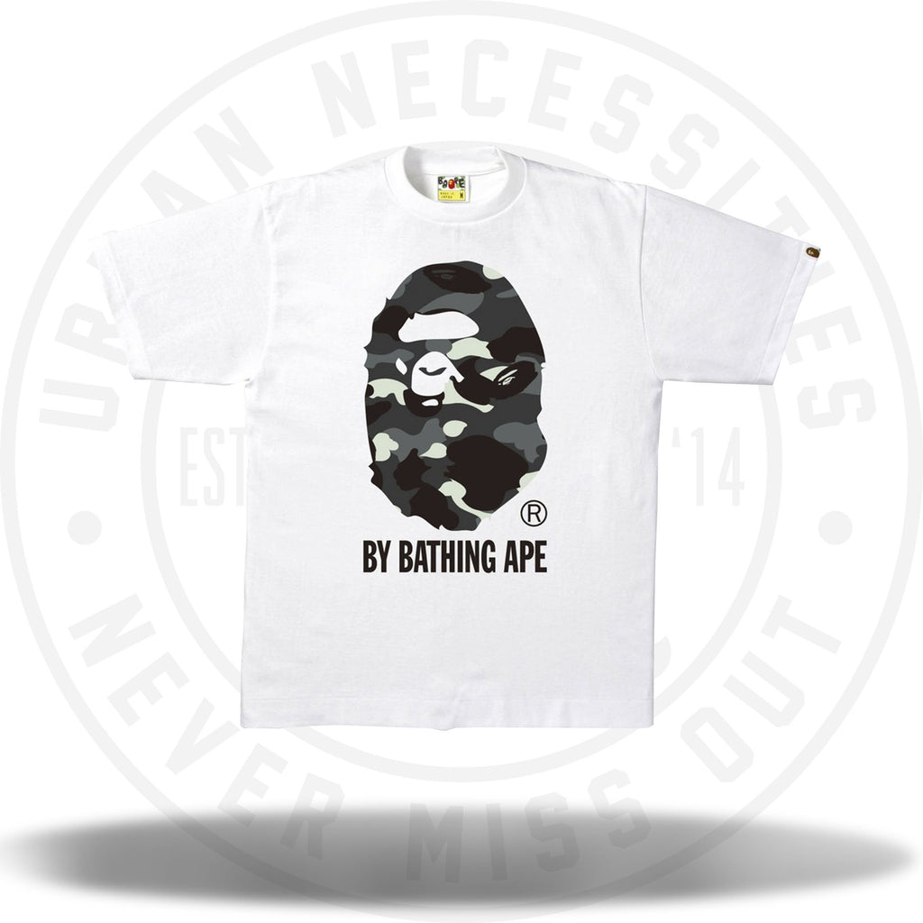 Bape City Camo By Bathing Tee White-Urban Necessities