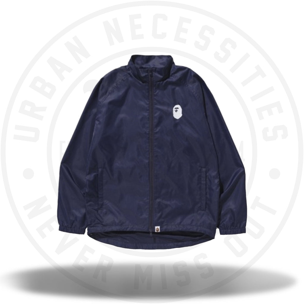 BAPE Summer Bag Cycling Jacket Navy-Urban Necessities