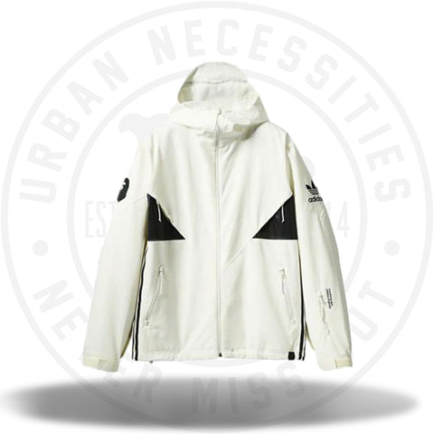 Bape x Adidas Snow Jacket White-Urban Necessities