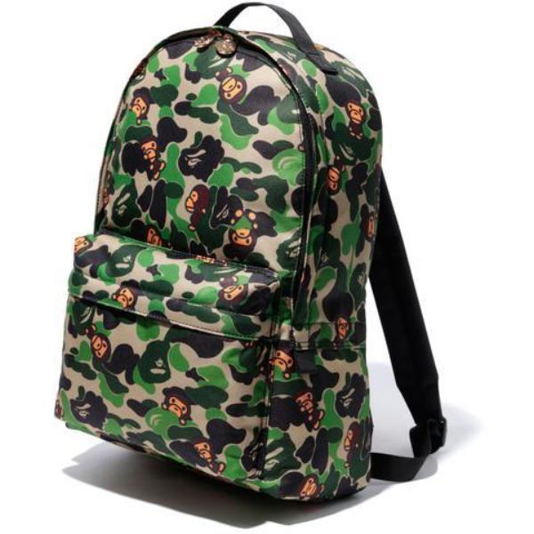 Bathing Ape ABC Milo Daypack Polyester Kids-Urban Necessities