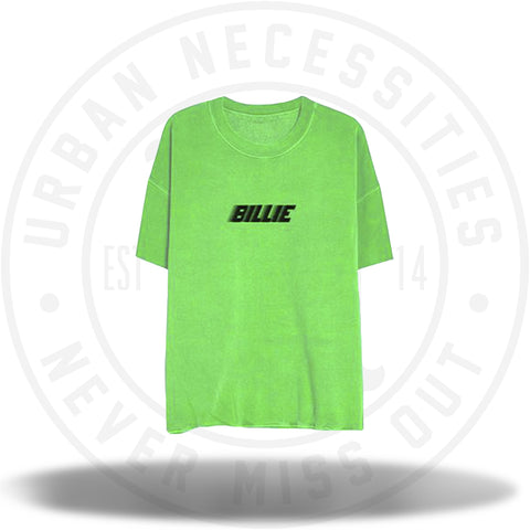 Billie Eilish Green Slime Sweatshirt Tee-Urban Necessities