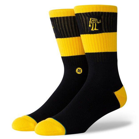 Classic Crew: Fools Gold Socks Thumbs Up-Urban Necessities