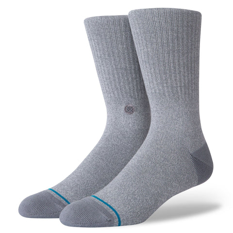 Classic Crew Socks Icon Grey L-Urban Necessities