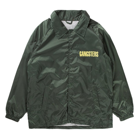 Cloney GANGSTERS Coaches Jacket-Urban Necessities
