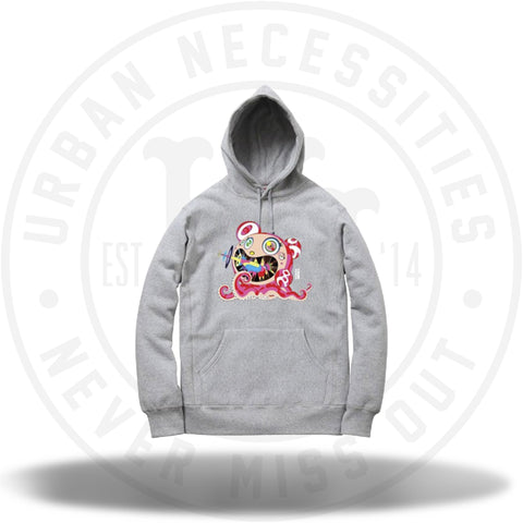 ComplexCon Graduate Hoodie Heather Grey-Urban Necessities
