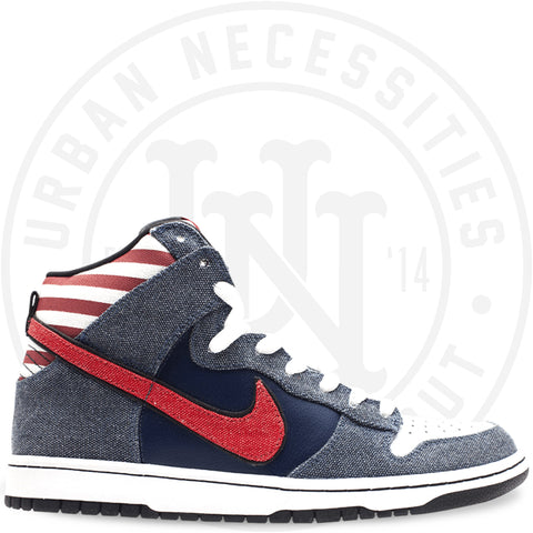 Dunk High Premium Sb Born In The Usa-Urban Necessities