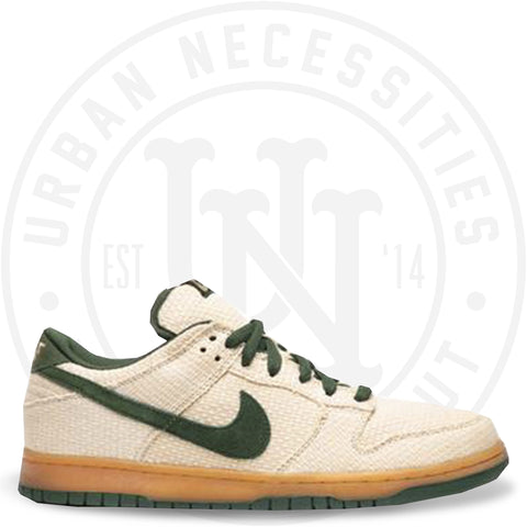 Dunk Low Pro SB 'Green Hemp' - Sample-Urban Necessities