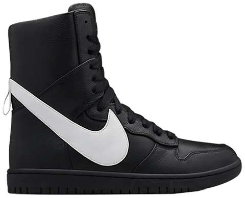 Dunk Lux High x Riccardo Tisci 'Black White' - 841647 010-Urban Necessities
