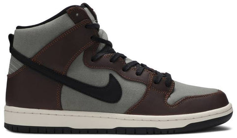 Dunk SB High Pro 'Baroque Brown' - BQ6826 201-Urban Necessities