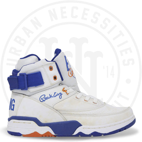 Fat Joe 33 Hi 'White Royal Orange' - 1VB90014 136-Urban Necessities