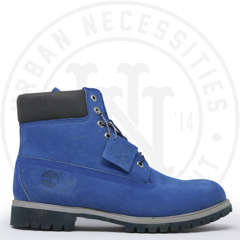 Fat Joe 6 Inch Premium Boot 'Blue' - 27002-Urban Necessities