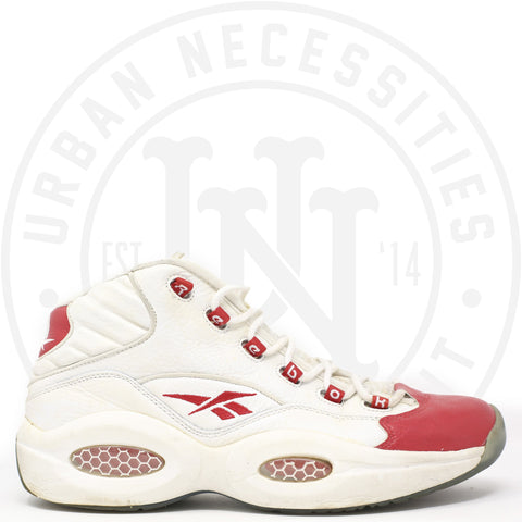 Fat Joe Question Mid 'White Pearlized Red' Sample - 79757-Urban Necessities