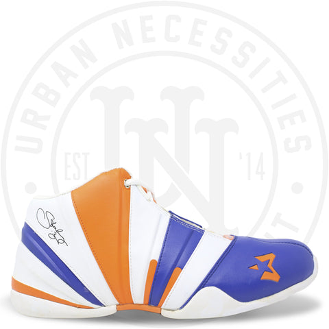 Fat Joe Starbury White/Orange - 21760-Urban Necessities