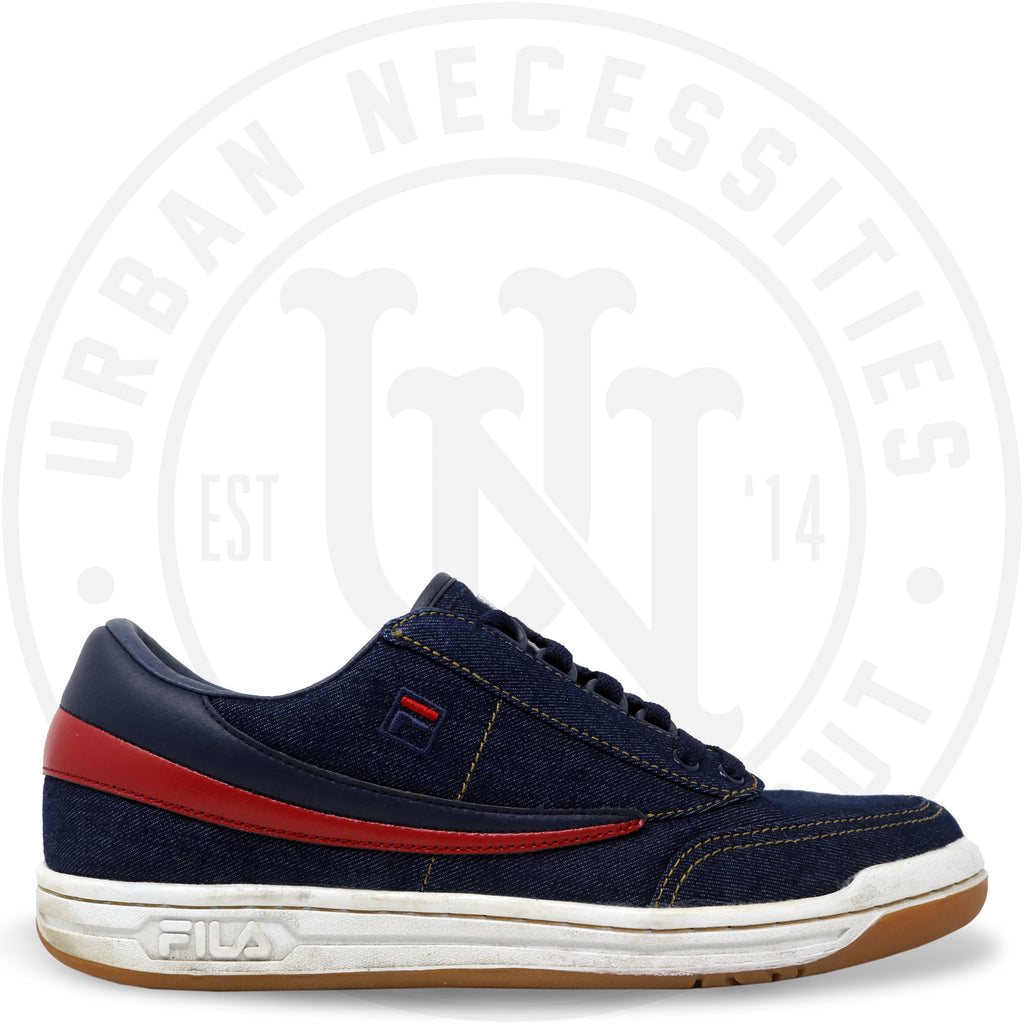 Fila Tennis Blue Denim Mayor Exclusive- 1VT13028 424-Urban Necessities