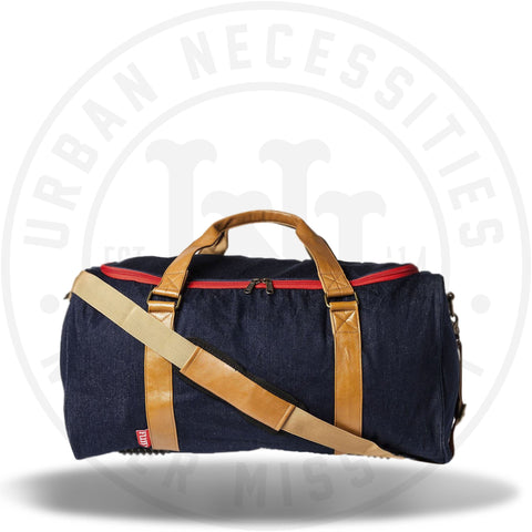 Flud Mayor Sneaker Duffle Bag - Indigo Denim SB002-Urban Necessities