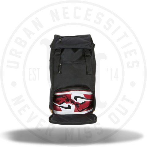 FLUD x Mayor Sneaker Tech Bag - Black/Tan STB001-Urban Necessities