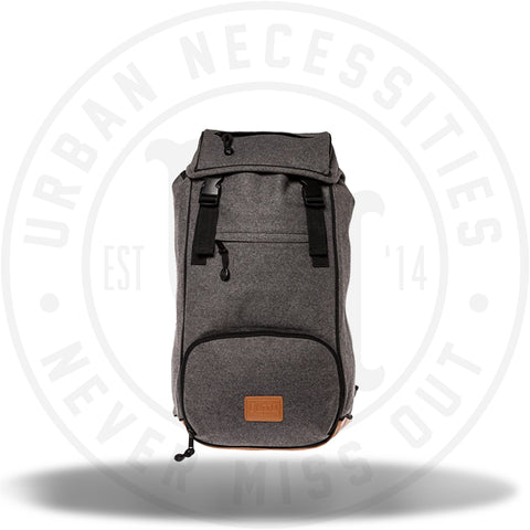 FLUD x Mayor Sneaker Tech Bag - Dark Melton/Tan STB002-Urban Necessities