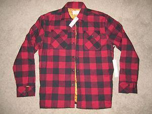 FOG x PACSUN red/black plaid shacket-Urban Necessities