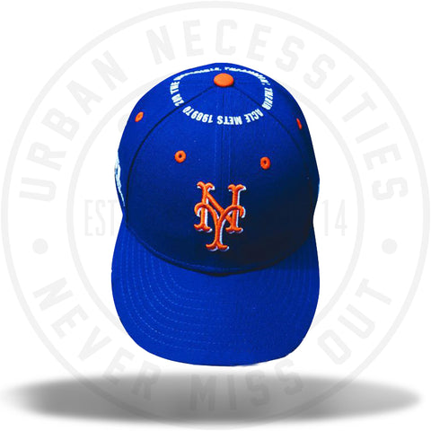 Futura x New York Mets New Era Fitted Blue-Urban Necessities