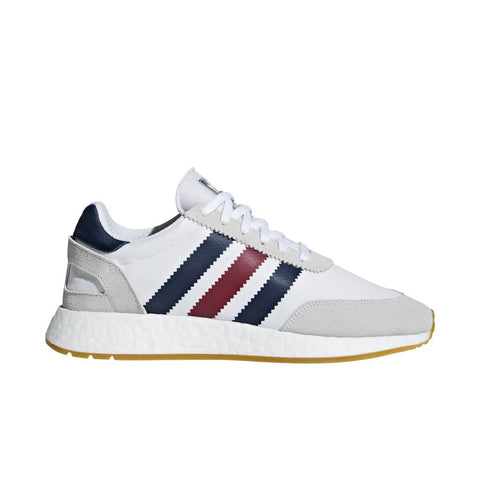 "I-5923 ""White/Burgundy/Navy"" - BD7813-Urban Necessities"