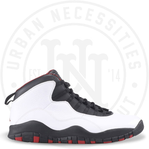 Jordan 10 Reto PS 'Chicago' 2012 -310807 100-Urban Necessities