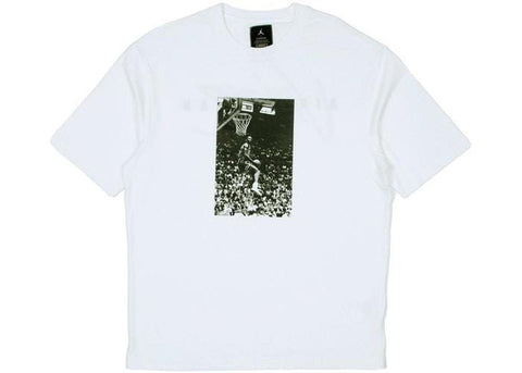 Jordan x Union Reverse Dunk T-Shirt White-Urban Necessities