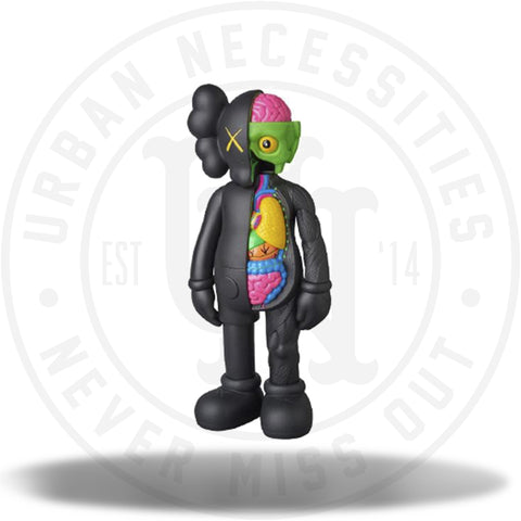 Kaws Companion Open Edition (Flayed) Black-Urban Necessities