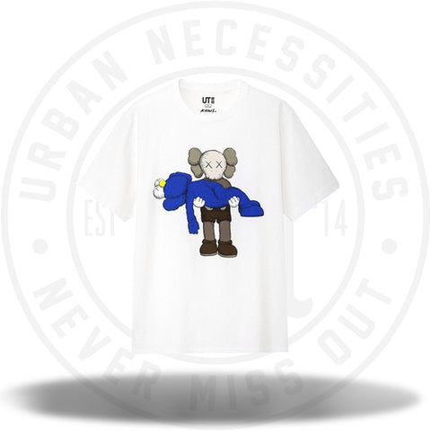 KAWS x Uniqlo Gone Tee White-Urban Necessities