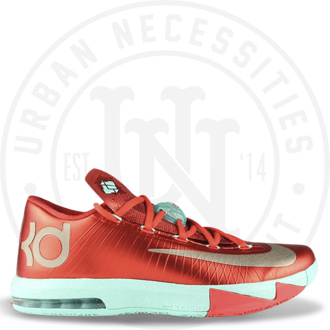 KD 6 GS 'Christmas' - 599477 601-Urban Necessities