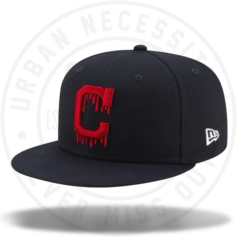 Kid Cudi Cleveland Indians All Star Game 59Fifty Fitted Navy-Urban Necessities