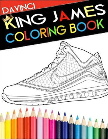 King James Coloring Book-Urban Necessities