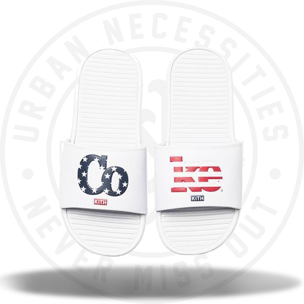 KITH x COCA COLA CHANCLETAS SLIDES-Urban Necessities