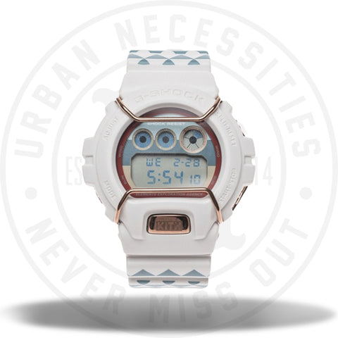 Kith x GShock 6900 Digital Watch Sea Salt/Columbia-Urban Necessities